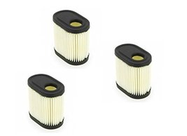 3 PCS AIR FILTERS TECUMSEH 36905 - TORO / CRAFTSMAN REPLACEMENT (3)