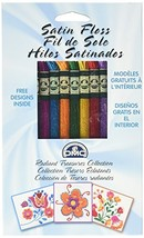 DMC 1008FPK1 Shiny Radiant Treasures Satin Floss Pack, Assorted Color, 8.7-Yard - $13.16