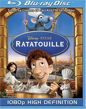 Disney Pixar Ratatouille [Blu-ray] (2007)