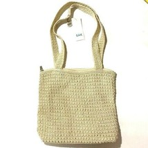 NWT The SAK natural loose weave crochet hobo bag - $64.35