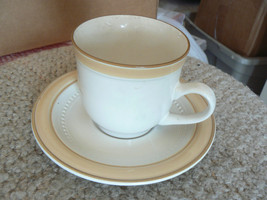 Johann Haviland Golden Band cup and saucer 3 available - $2.72