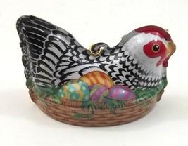Hallmark Keepsake Ornament Easter Egg Nest 1999 - $9.99