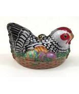 Hallmark Keepsake Ornament Easter Egg Nest 1999 - $9.99