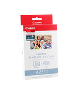 Canon Color Ink Cassette+54x86mm Paper Set (36Sheets) (for CP1200/CP910)... - $23.99