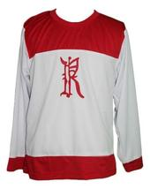 Custom Name # Renfrew Creamery Kings Retro Hockey Jersey Lalonde #4 Any Size image 4