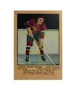 Maurice Richard Rookie Card 1951 Parkhurst, KSA Graded 5 - Excellent Con... - $7,500.00