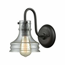 Urban Industrial Farmhouse Modern Restoration Wall Sconce Vanity Bath Ki... - $166.05