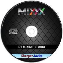 Nuevo & Nave Rápida! Mixxx Dj Mezcla Creador / Locutor Mixer Software - ... - $11.51