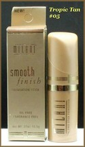 NEW Milani Smooth Finish Foundation Stick  #05 Tropic Tan FREE SHIP + FR... - $9.95
