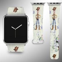 Toy Story Apple Watch Band 38 40 42 44 mm Disney Series 1 2 3 4 Wrist Strap 02 - $24.99+