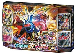 Pokemon Trading Cards XY Super Legend Set Xerneas EX & Yveltal EX JAPAN ... - $71.40
