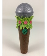 Disney Moana Sing Along Moana Doll Replacement Microphone Floral 2018 Ja... - $24.70