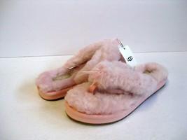 Ugg Fluff Flip Flop Iii Women Seashell Pink Us 9 /UK 7 /EU 40 - $89.09
