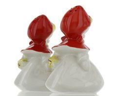 """Hull Little Red Riding Hood 5"""" Range Salt and Pepper Shaker Set BBB image 6"""