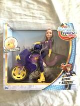 Batgirl And Batcycle Exclusive NIB DC Super Hero Girls New TV Batwoman R... - $69.98