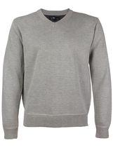 E-38 Italy Men's Slim Fit Luxury Wool Zip Up Pullover Hoodie Cardigan Sweater image 13
