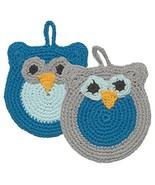 Now Designs Animal Tawashi Scrubbers, Oliver Owl - $11.03