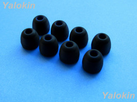 8pcs Small (BK) Comfort Ear-tips Adapters Earbuds for Jaybird X3 - $11.85