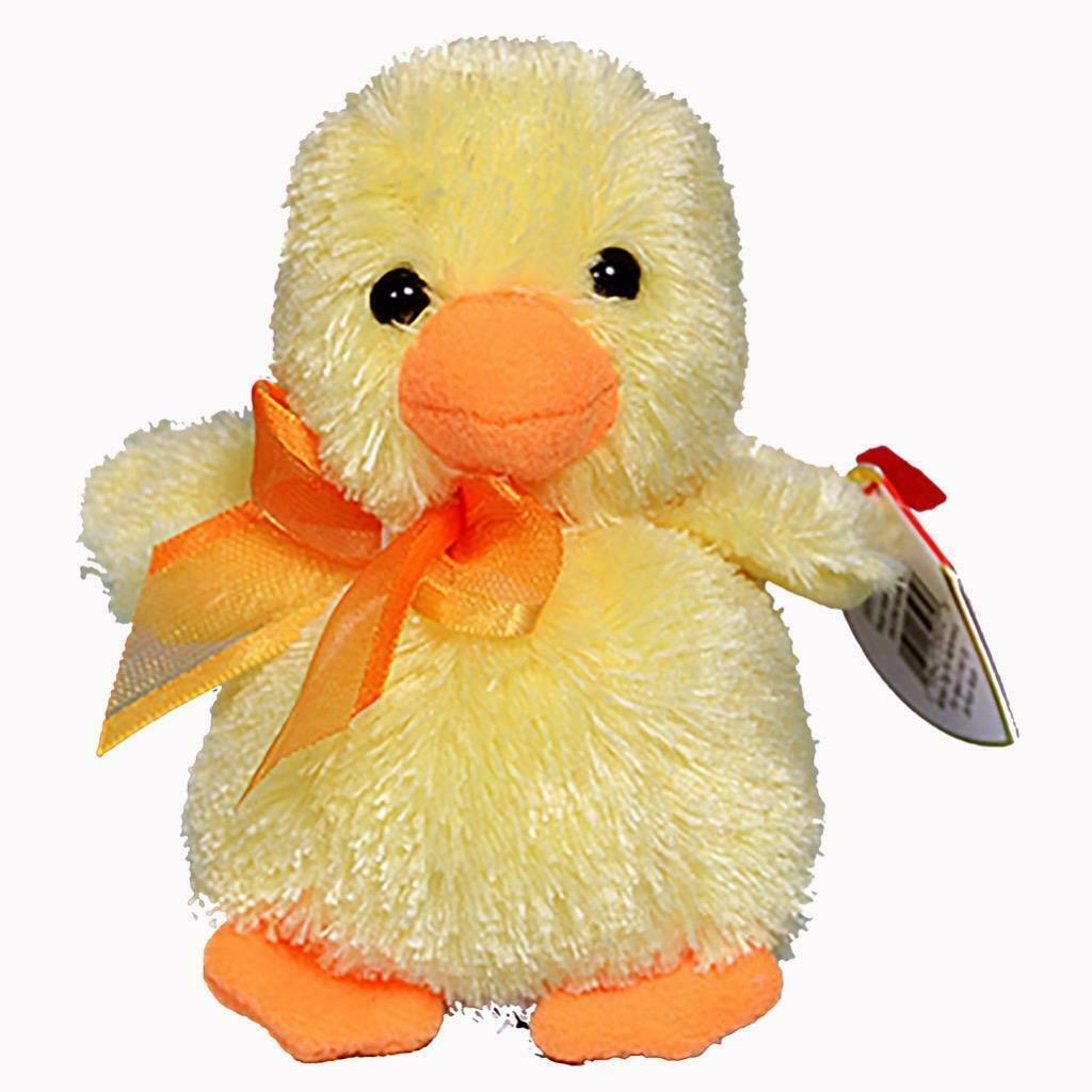 Ty Beanie Baby ~ LURKEY the Turkey 5 Inch MWMT