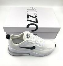 NIKE WOMENS Shoes Air Max 270 React Size US 9   White Black Metallic Silver - $113.05