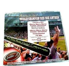 FrickinA Jessie's Girl  World Champion Boston Red Sox Anthem CD Christma... - $12.99