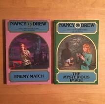 1970s/80s Nancy Drew Mystery Stories Books by Carolyn Keene image 7