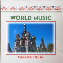 Songs of Old Russia CD - $4.95