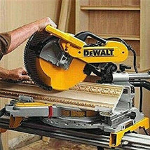 MITTER SAW CROWN Stops Kit For Dewalt Mounting Molding Vertical Saws Cut... - $34.64