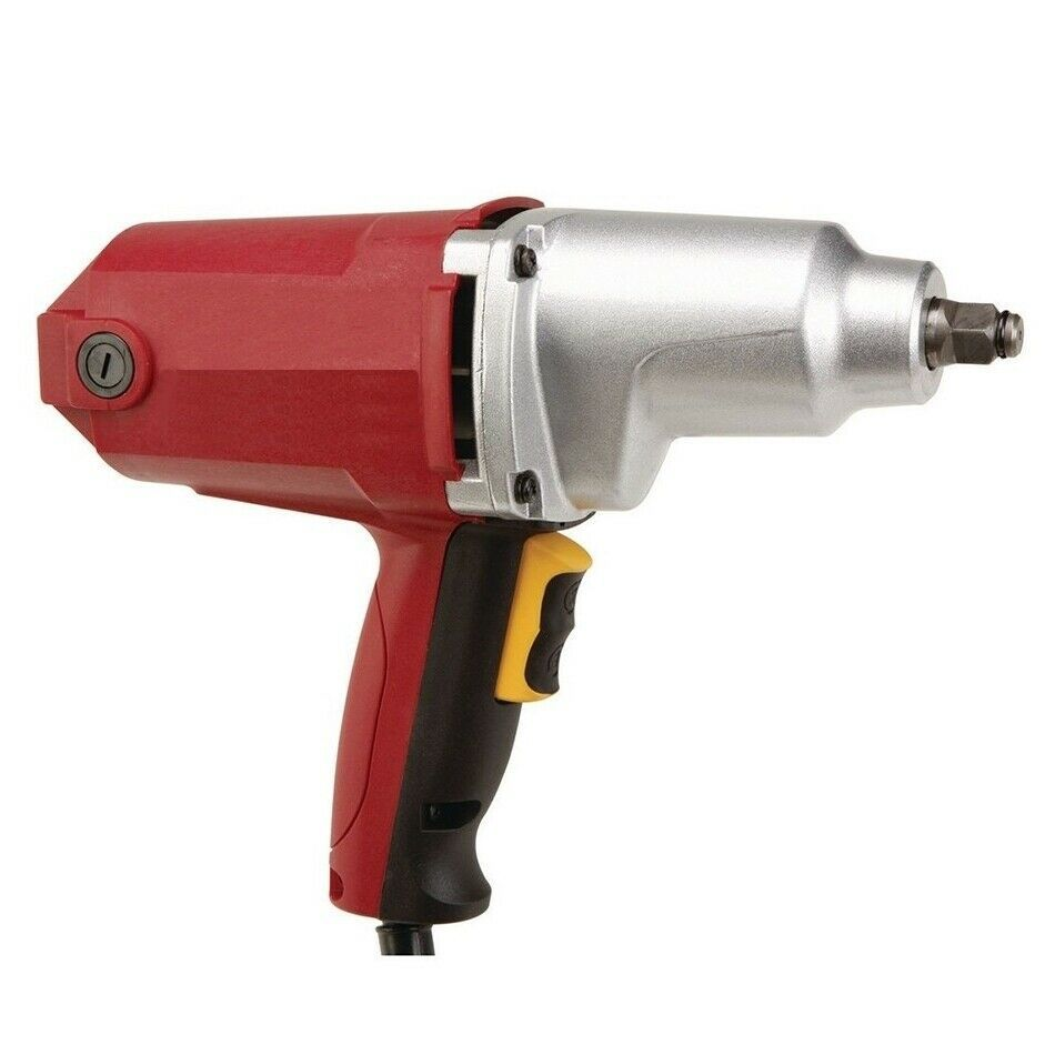 """Electric 1/2"""" Impact Wrench Gun, Torque Wrench, Lug Wrench, Impact Driver, 7 AMP - $81.20"""