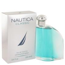 Classic by Nautica Eau De Toilette  3.4 oz, Men - $15.16