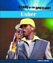 Usher (Stars in the Spotlight) [Library Binding] Adams, Colleen