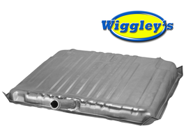 STAINLESS STEEL FUEL TANK IGM37C-SS FITS 65 66 CHEVY IMPALA BISCAYNE BEL AIR image 1