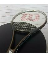 """Wilson Titanium Series Stretch Ti Tennis Racquet 28"""" Stronger Lighter 4 ... - $22.49"""