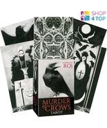 Meurtre De Crows Tarot Cartes Pont Par Corrado Roi Ésotérique Diseur Lo ... - $39.16