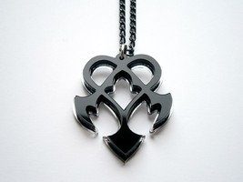 Kingdom Hearts Nightmare Dream Eater Emblem Necklace - $11.26