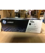 Genuine hp LaserJet Toner 78A CE278A-Black - $46.75