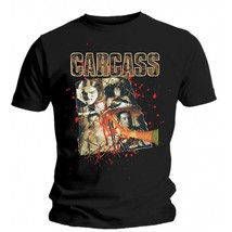 """CARCASS """"NECROTICISM"""" Shirt Death Metal Officially Licensed  - $19.78"""