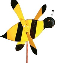 BUMBLEBEE WIND SPINNER - Amish Handmade Whirlybird Weather Resistant Whi... - $98.40 CAD