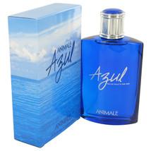 Animale Azul By Animale For Men 3.4 oz EDT Spray - $20.09