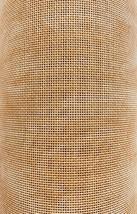 Zweigart Mono Deluxe 18 Count Vintage Brown/Sandstone Blank Needlepoint ... - $12.35+