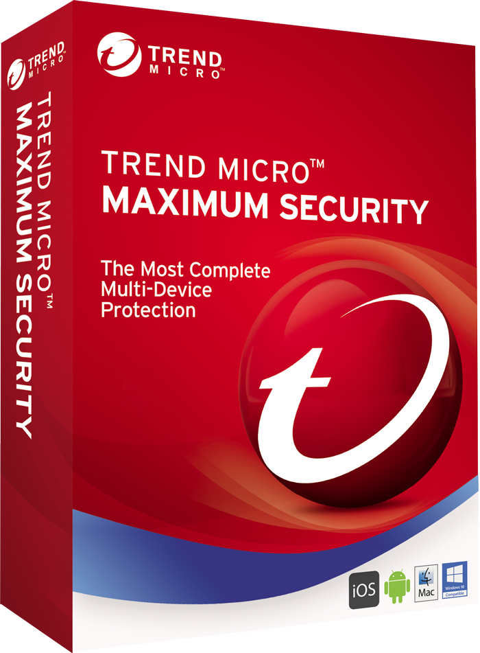 Trend Micro Maximum Security 2021 1 Year 3 Devices (Download) - $3.99