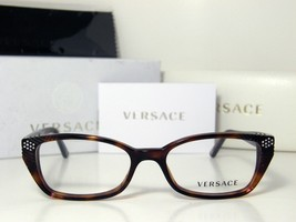 New Gorgeous Versace Authentic Eyeglasses VE 3150-B 879 VE 3150B Made In... - $134.60