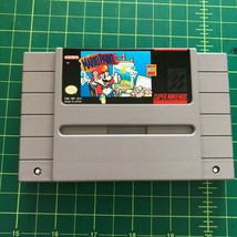 Mario Paint (Super Nintendo Entertainment System, 1992) cartridge only - $6.77