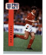 1990-91 Pro Set - #175 - Roy Keane RC - MANCHESTER UNITED - $8.42