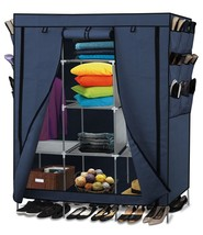 "Shoe Organizer Rack 69"" Portable Closet Storage... - $45.00"