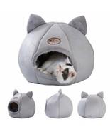 Bed Pet Cat Warm Dog House Winter Pet Puppy Kitten Sleeping Beds Kennel ... - $25.08+