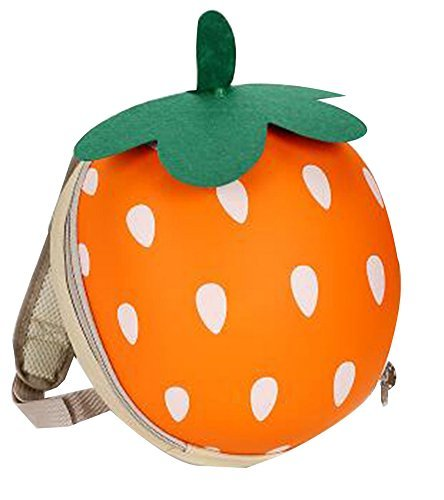 Primary image for Cute Travel Backpack Children's Bag Strawberry Backpack, Fashion [E]