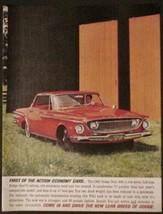 1962 Print Ad art DODGE DART 440 'new lean breed of Dodge' - $8.91
