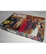 Clue Classic Detective Game Replacement Box 1998 Wall Decor Instructions... - $16.82