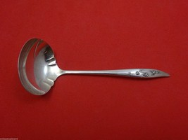 "Young Love by Oneida Sterling Silver Sauce Ladle 5 3/8"" - $75.05"